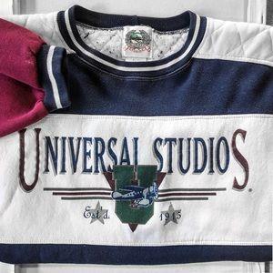 Universal Studios Crew Neck Sweatshirt